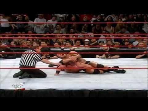 The Rock Vs. Undertaker Vs. Kane Vs. Chris Benoit - Unforgiven 2000 - Highlights HD thumbnail