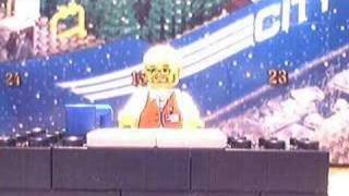 Lego Advent Calendar 2007