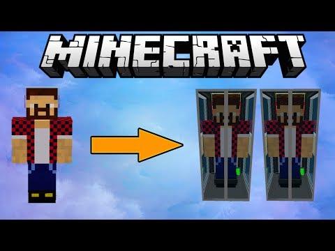 Обзор модов Minecraft # 44! Клонируй Себя (Clones Mod)