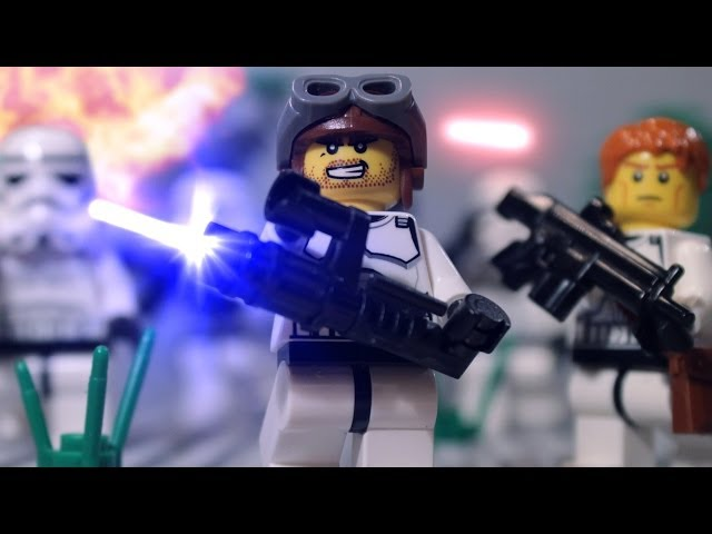 Lego Star Wars FreedomFighters 4 Deutsch