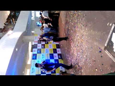 Sunny Leone At Viviana Mall,thane..to Promote Ragini Mms 2. video