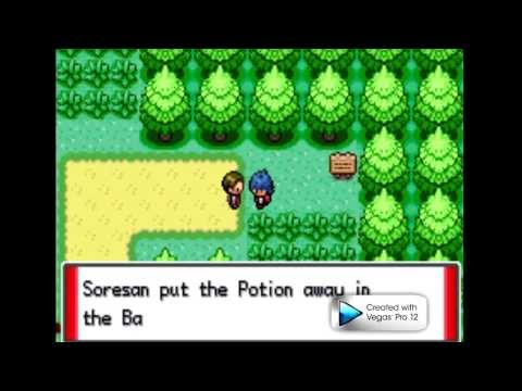 Pokemon Sienna (beta 3.1) - Pokemon Sienna Playthrough Part 1 - User video