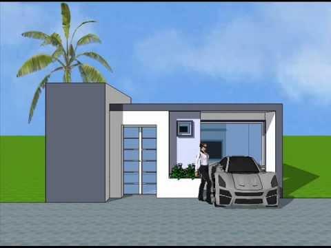 Casas de un piso youtube - Modelos de casas de un piso bonitas ...