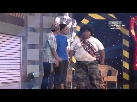 Maharaja Lawak Mega 2013 - Akhir - Tema Muzikal - Bocey