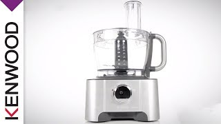Kenwood Multipro Classic Food Processor | Introduction