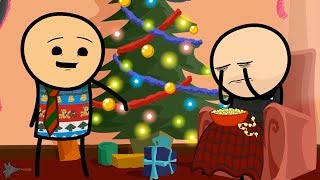 Cyanide & Happiness - It's A Sad Christmas, Larry (Subtitulado En ...