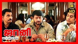 Johnny Tamil Movie   Shayaji Shinde Intro   Prashanth   Anandharaj   Prabhu