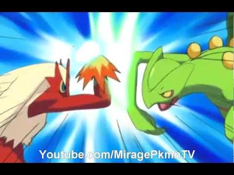Pokemon Ash vs May Full Battle English Dubbed (HD)