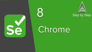 Selenium Beginner 8 - How to run test on Chrome Browser
