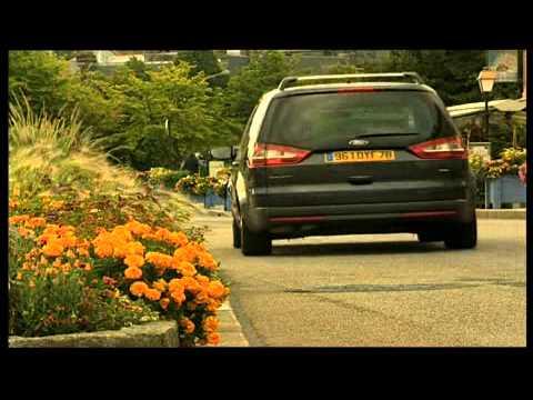 Ford Galaxy - городской тест-драйв