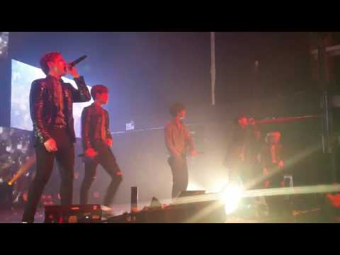 B.A.P - Wake Me Up (Party Baby 2017 NYC) #1