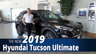 Review: New 2019 Hyundai Tuscon Ultimate | St Paul, Mpls, Inver Grove Heights, Bloomington, MN