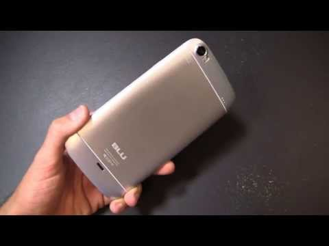 BLU Life View Early Review
