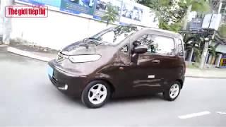Ô tô điện đầu tiên do người Việt Nam sáng chế.