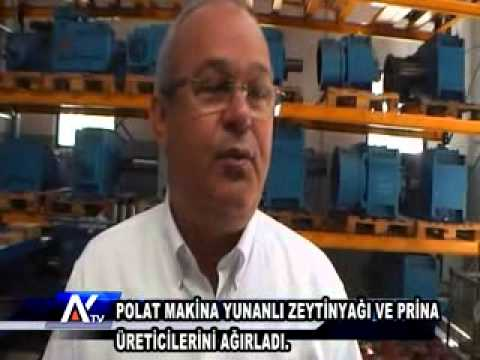 AYTV AYDIN-POLAT MAKİNA