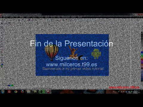 Corel Photo Paint X6   VideoTutorial 01   Introduccion al Programa parte 2