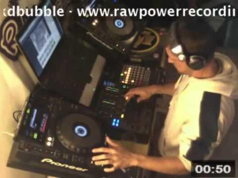 Nikkdbubble Raw Power Artist Radio Show Set   22 09 2012