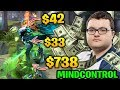 Mind Control With 800 PA Set And Relic Rich Boy Gaming mp3
