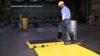 Spill Deck Bladder Systems - UltraTech International, Inc. 904-288-8195
