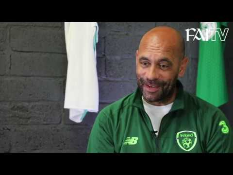 Paul Osam names Ireland Under-16 squad for friendlies in England