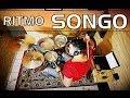 Ritmo Songo - Aula de bateria