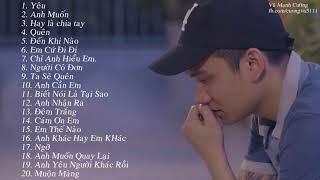 Tổng hợp những bài hát buồn nhất của Khắc Việt