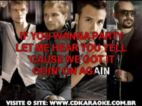 Backstreet Boys, The   Everybody Backstreet Backs