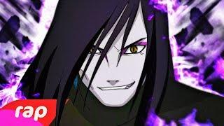 Rap do Orochimaru (Naruto) - EU VOU VIVER PRA SEMPRE | NERD HITS