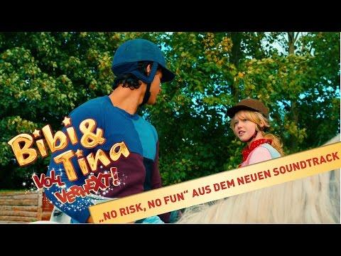 """BIBI & TINA: VOLL VERHEXT! - Das offizielle Musikvideo zu """"No risk, no fun"""""""
