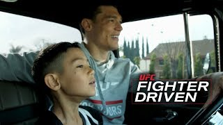 UFC Fighter Driven - Alan Jouban