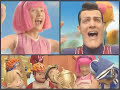 LazyTown - Bing Bang Stephanie (Time To Dance Single Mix) Reverse HQ