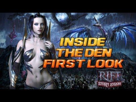 Rift First Look Gameplay Review Inside the Den HD Feature