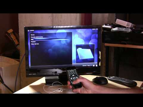 Watching Live HD Television with a Raspberry Pi and HD HomeRun Prime running OpenELEC XBMC