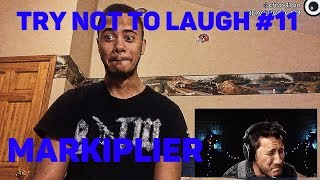 TRY NOT TO LAUGH #11 | Markiplier Reaction