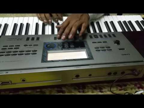 Aaj Unse Milna Hai Hame On Keyboard