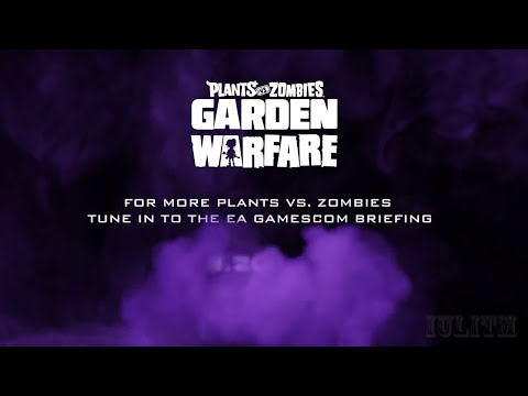 Plants vs Zombies Garden Warfare Gameplay (XBOX 360/XBOX ONE)