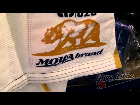 Moya Brand California Son BJJ GI Review