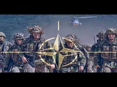 The Beast : The 10 Horned NATO Beast brought to life by the Little Horn (Sept 08, 2014)