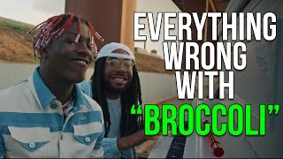 "Everything Wrong With Big Baby D.R.A.M. - ""Broccoli"""