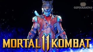 "NIGHTWOLF IS ABSOLUTELY AMAZING... - Mortal Kombat 11: ""Nightwolf"" Gameplay"