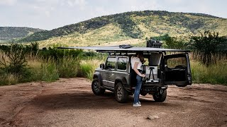Can You Camp With A Jimny?? (2019)
