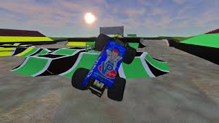 BeamNG.Drive Monster Jam; World Finals XIX maps Testing (w/ download!)