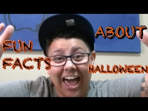FUN FACTS ABOUT HALLOWEEN!!!