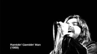 Watch Bob Seger Ramblin Gamblin Man video