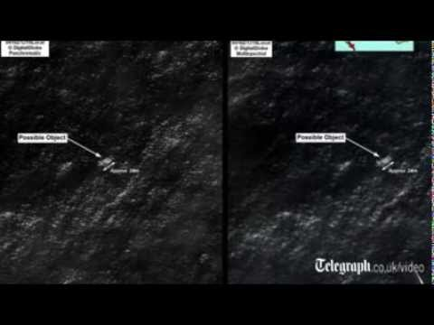 Search for MH370: Possible plane debris spotted in Indian Ocean
