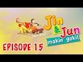 """Jin dan Jun Makin Gokil Episode 15 """"Jun Di Sekolah Baru"""" - Part 1"""