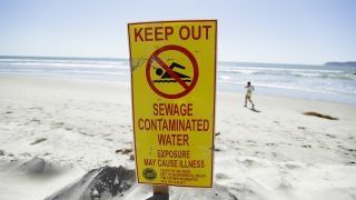 Over 140 million gallons of sewage spills into the Pacific