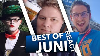 React: PietSmiet Best of Juni 2018