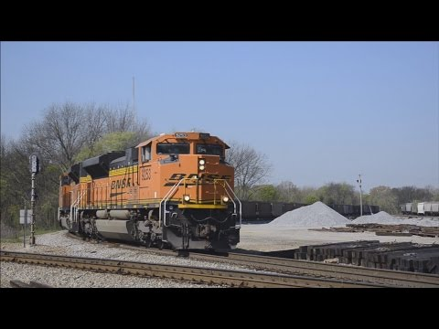 Decatur, AL railfanning 3/25-26/2016, Ft. UP, NS, CSX, BNSF, CEFX, and NS 8099!