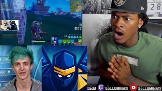 SoLLUMINATI Reaction to The Best Fortnite Player (Ninja) Best Plays